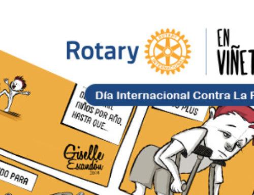 Rotary en Viñetas #01 Oct 2018