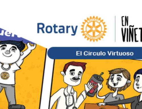 Rotary en Viñetas #03 Dic 2018