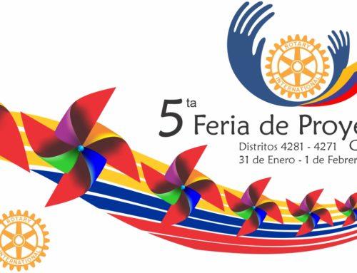 5ta Feria de Proyectos Colombia