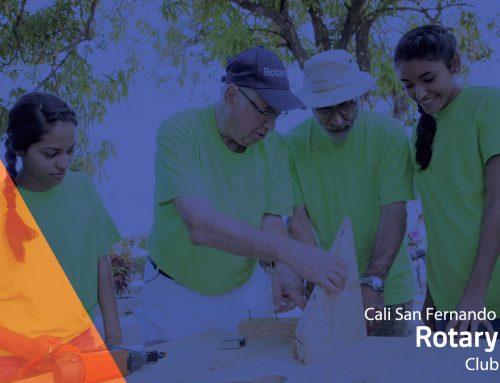 Boletin Club Rotario Cali San Fernando
