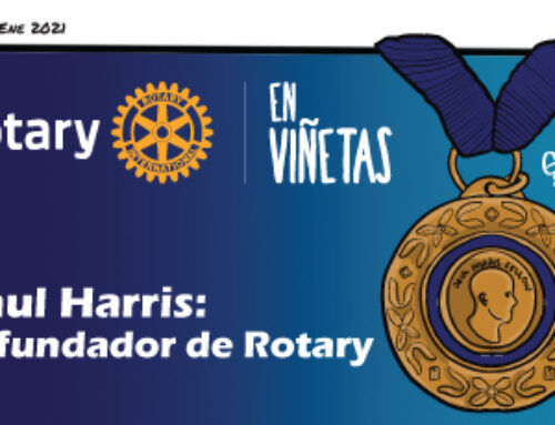 Rotary en Viñetas #06 Ene 2021