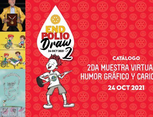 END POLIO DRAW 2 – Muestra y Catálogos