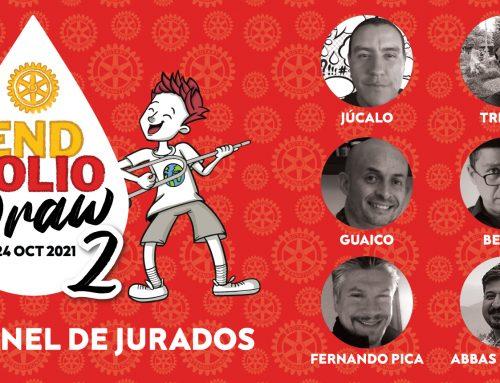 END POLIO DRAW 2 – PANEL DE JURADOS